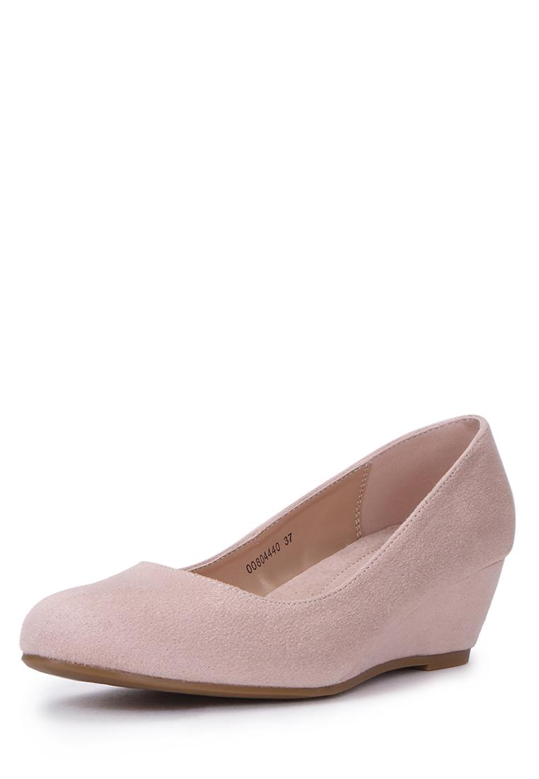 Туфли женские K0283-1A: цвет бежевый, 399 ₽, артикул № 00804440  | Интернет-магазин Kari