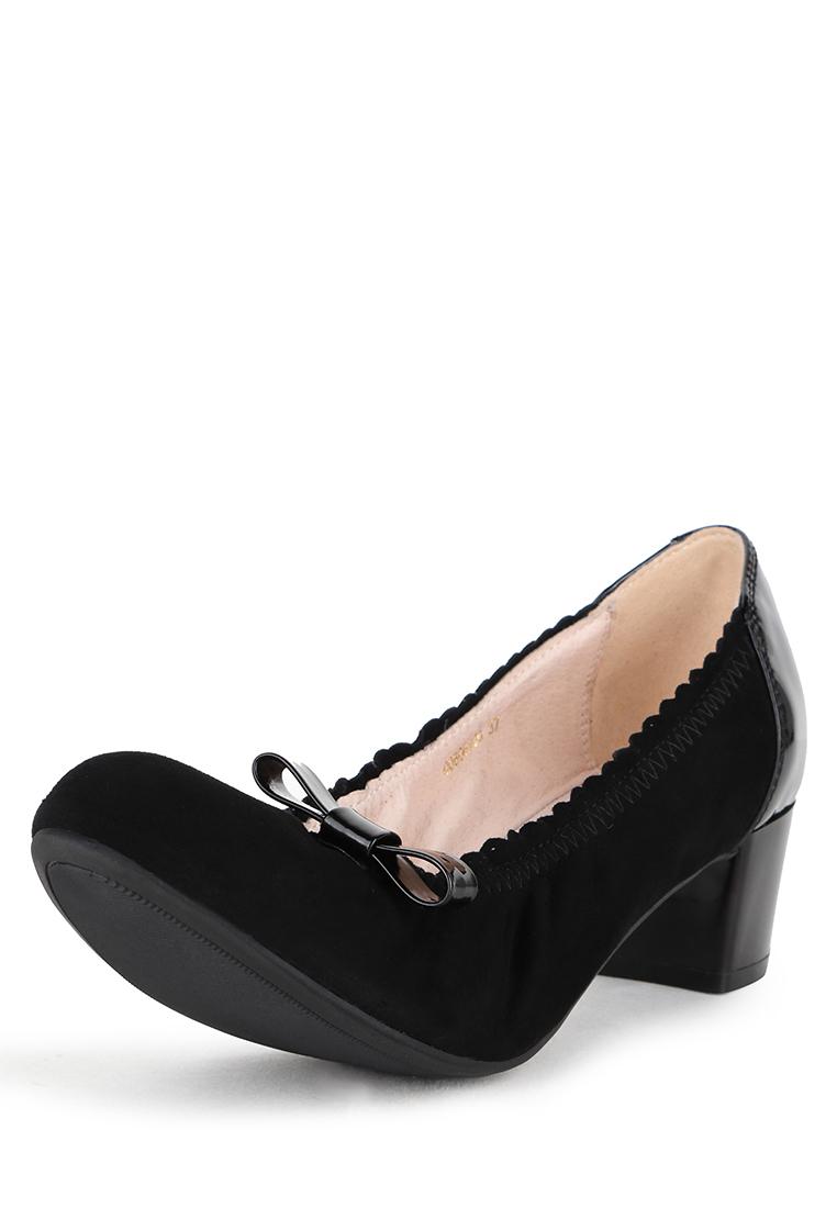 Туфли женские K0488PM-3A: цвет черный, 1999 ₽, артикул № 008062O0    Интернет-магазин kari