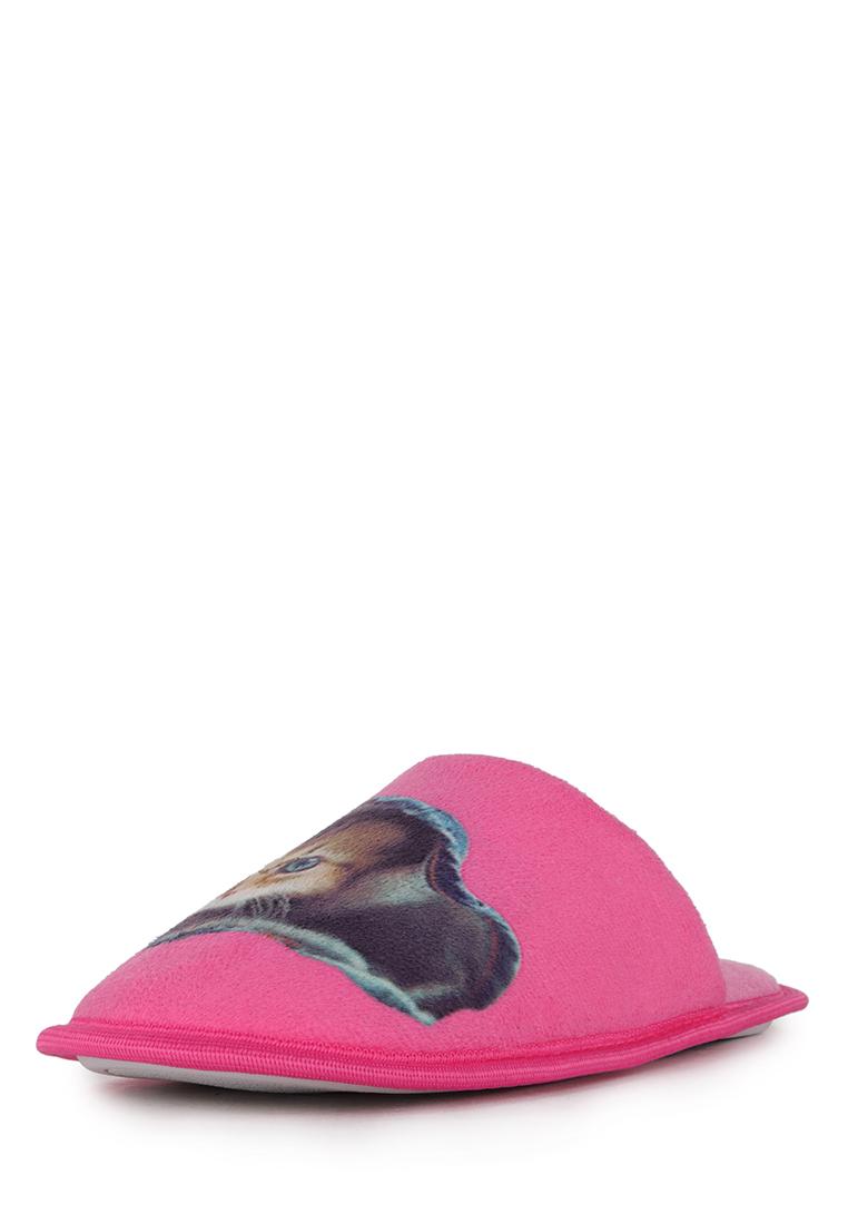 Тапочки женские CJI19SS-6: цвет розовый, 199 ₽, артикул № 01106010  | Интернет-магазин kari