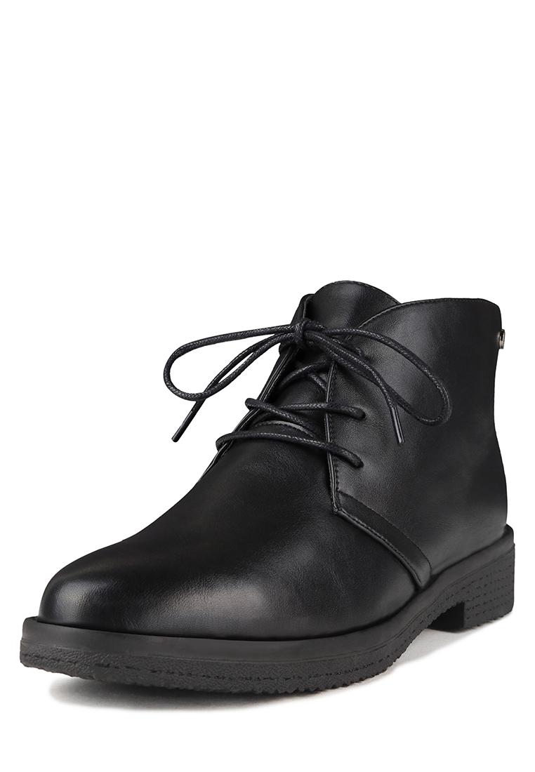 Ботинки женские демисезонные K0495MH-2: цвет черный, 999 ₽, артикул № 25606740  | Интернет-магазин kari