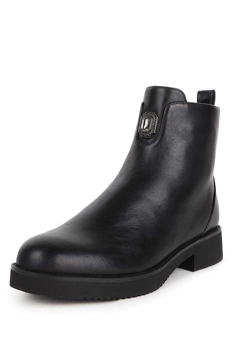Ботинки женские демисезонные YC19AW-9: цвет черный, 2999 ₽, артикул № 25607800    Интернет-магазин kari