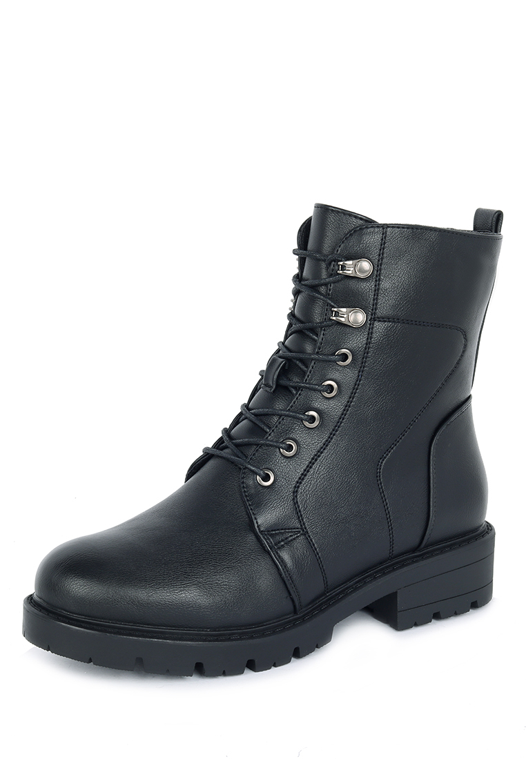 Ботинки женские зимние JSD19A-213: цвет черный, 2799 ₽, артикул № 257072K0  | Интернет-магазин kari