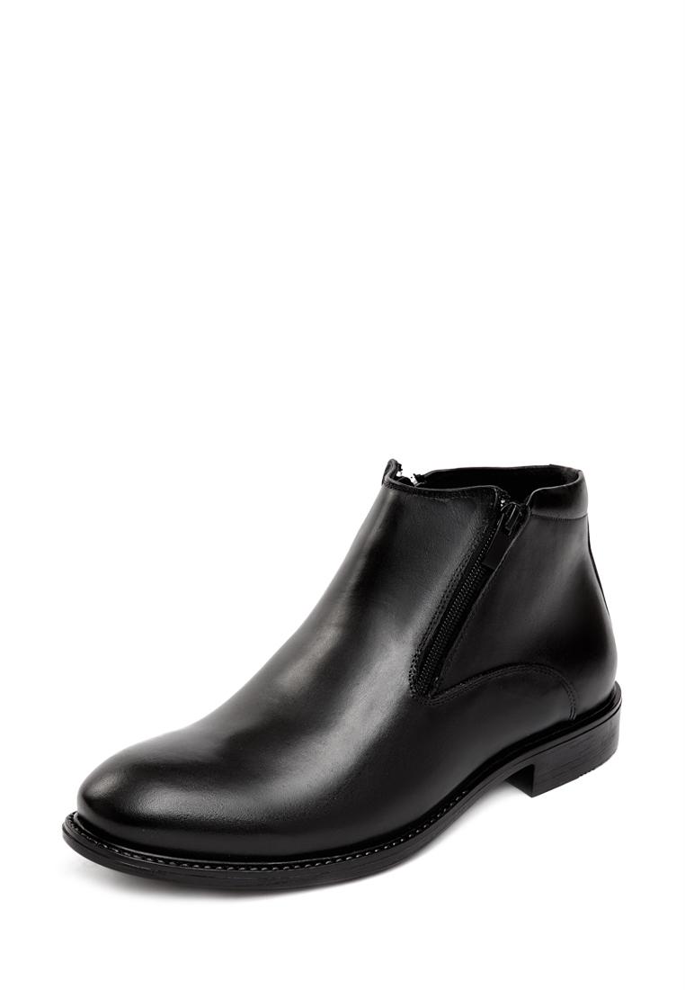 Ботинки мужские демисезонные TR-LX-5051: цвет черный, 1499 ₽, артикул № 26004040    Интернет-магазин kari