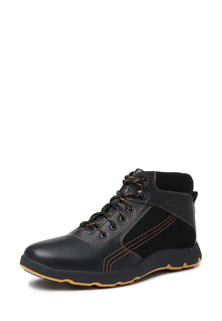 Ботинки мужские зимние 802-5220: цвет черный, 4999 ₽, артикул № M8209041  | Интернет-магазин kari