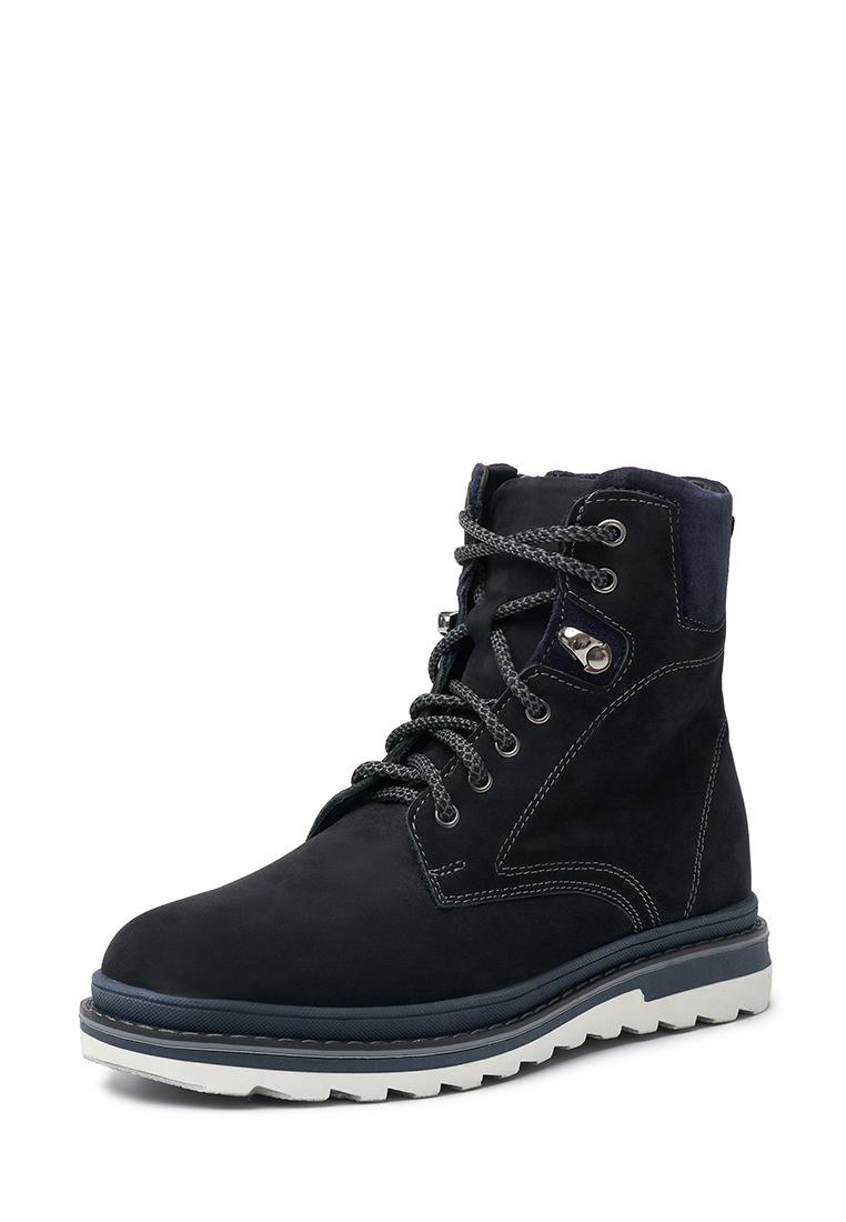 Ботинки женские зимние F836-0752: цвет темно-синий, 4499 ₽, артикул № W8209034  | Интернет-магазин kari