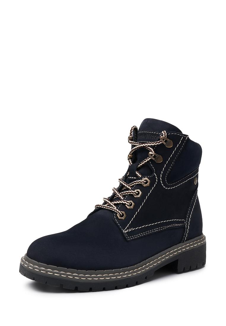 Ботинки женские зимние 23-40536-02: цвет синий, 4499 ₽, артикул № W8209038  | Интернет-магазин kari