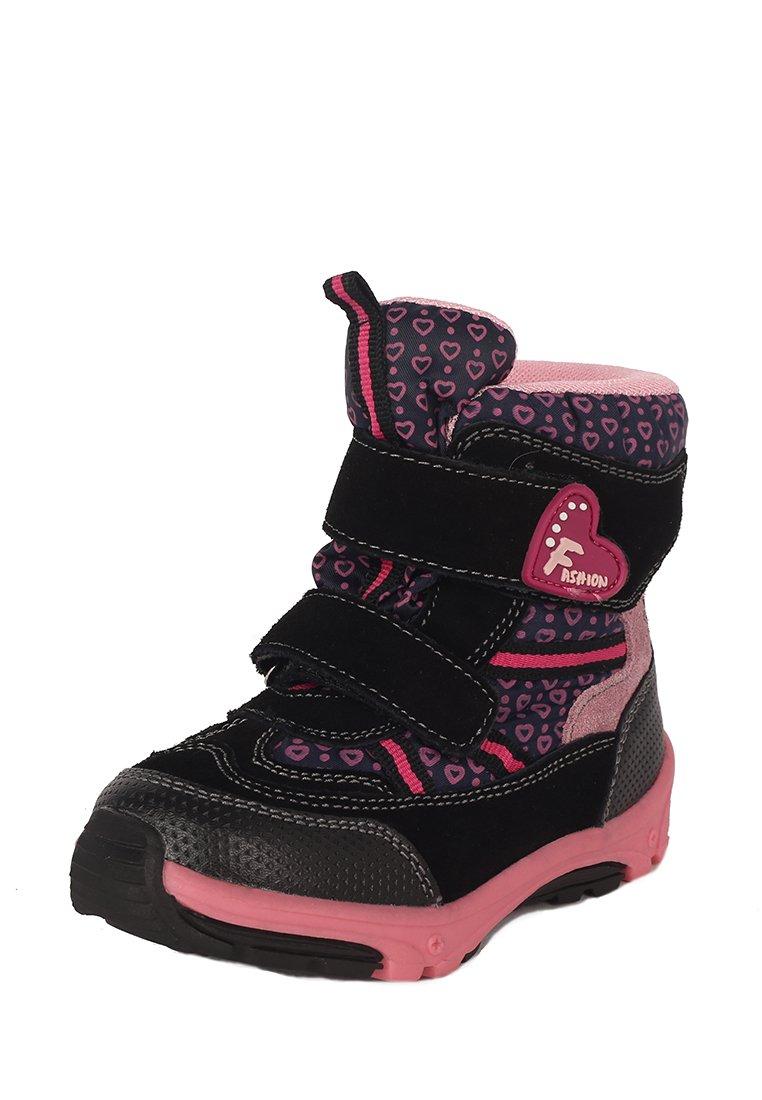 Ботинки детские зимние для девочек