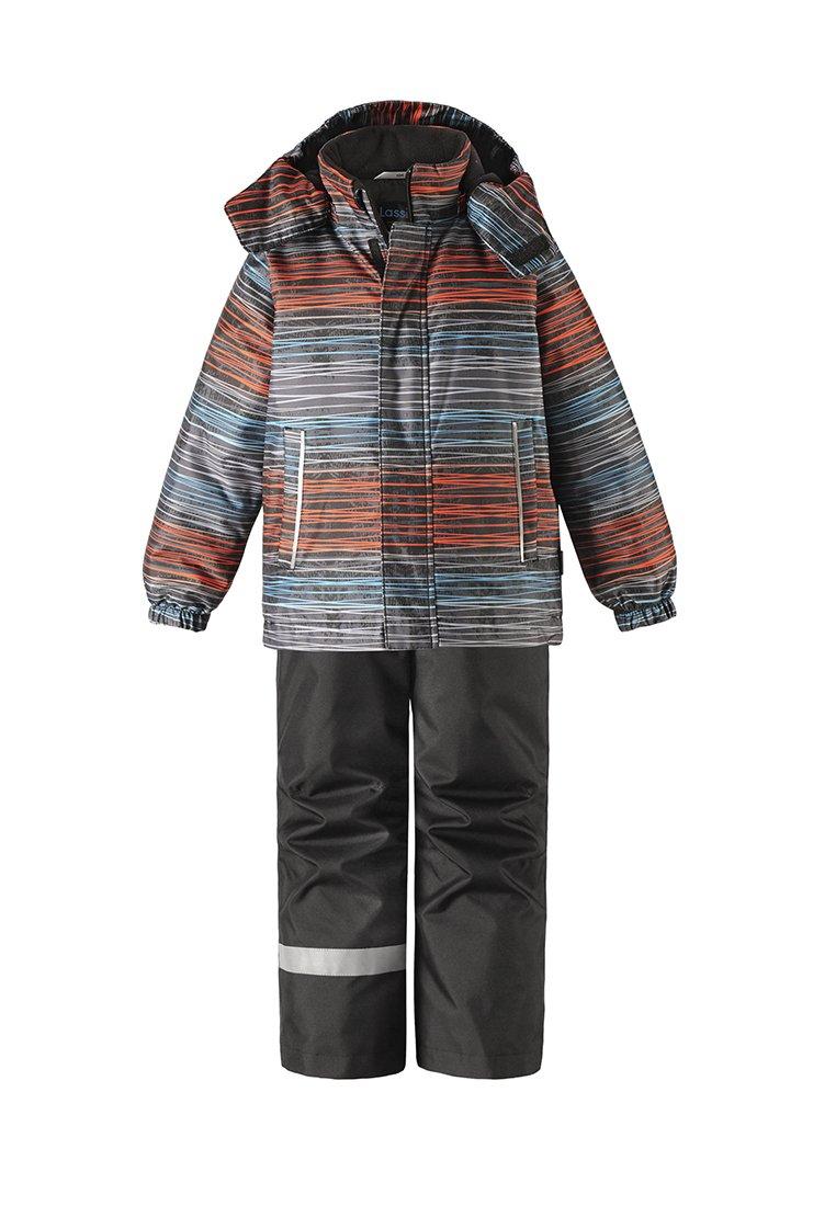 Комплект для мальчиков: куртка зимняя и полукомбинезон