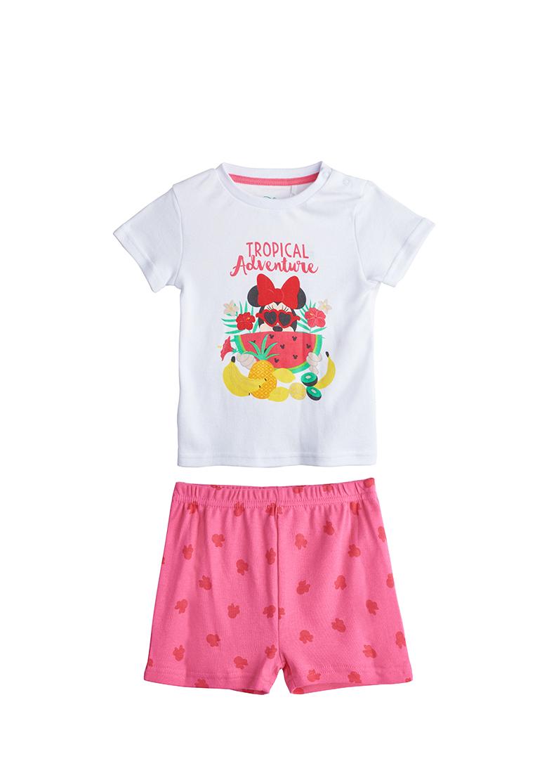 Комплект летней одежды для маленькой девочки