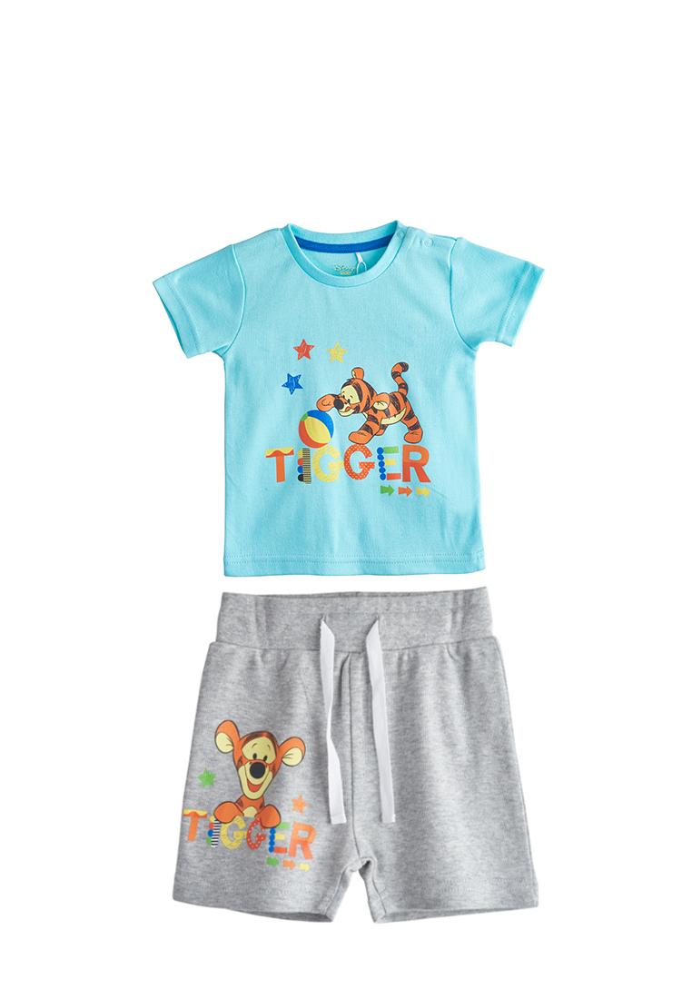Комплект летней одежды для маленького мальчика