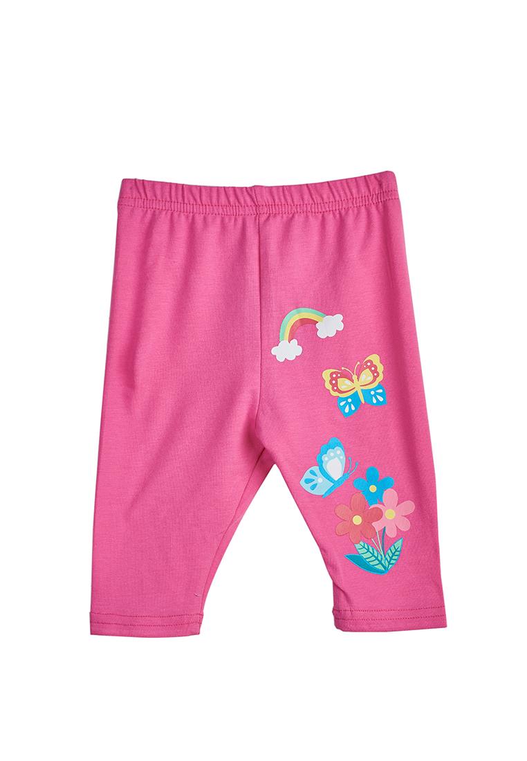 Штанишки для маленькой девочки