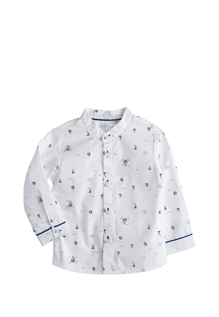 Рубашка для маленького мальчика