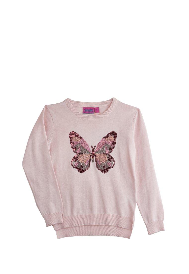 Пуловер детский для девочек