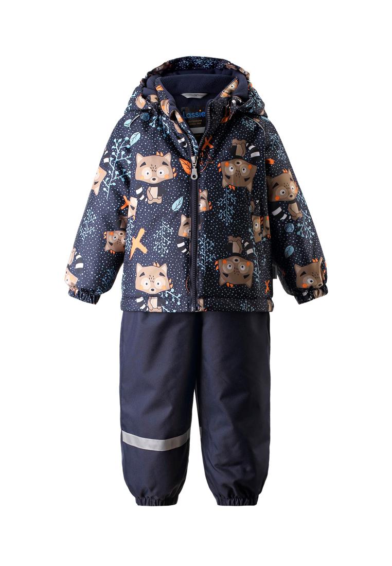 Комплект зимней одежды для маленького мальчика
