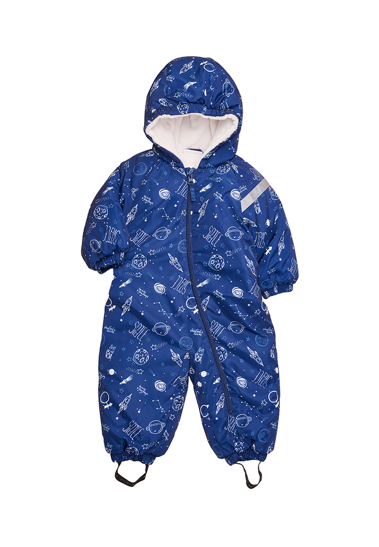 Комбинезон для новорожденных зимний для мальчиков
